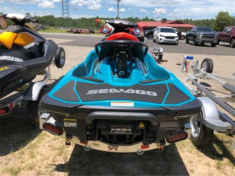 2019 Sea-Doo WAKE 155 iBR in Saucier, Mississippi - Photo 4