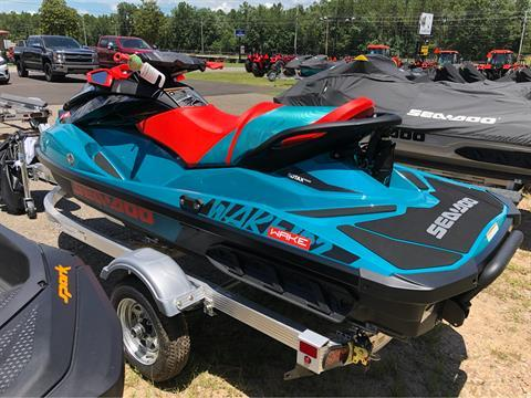2019 Sea-Doo WAKE 155 iBR in Saucier, Mississippi - Photo 7