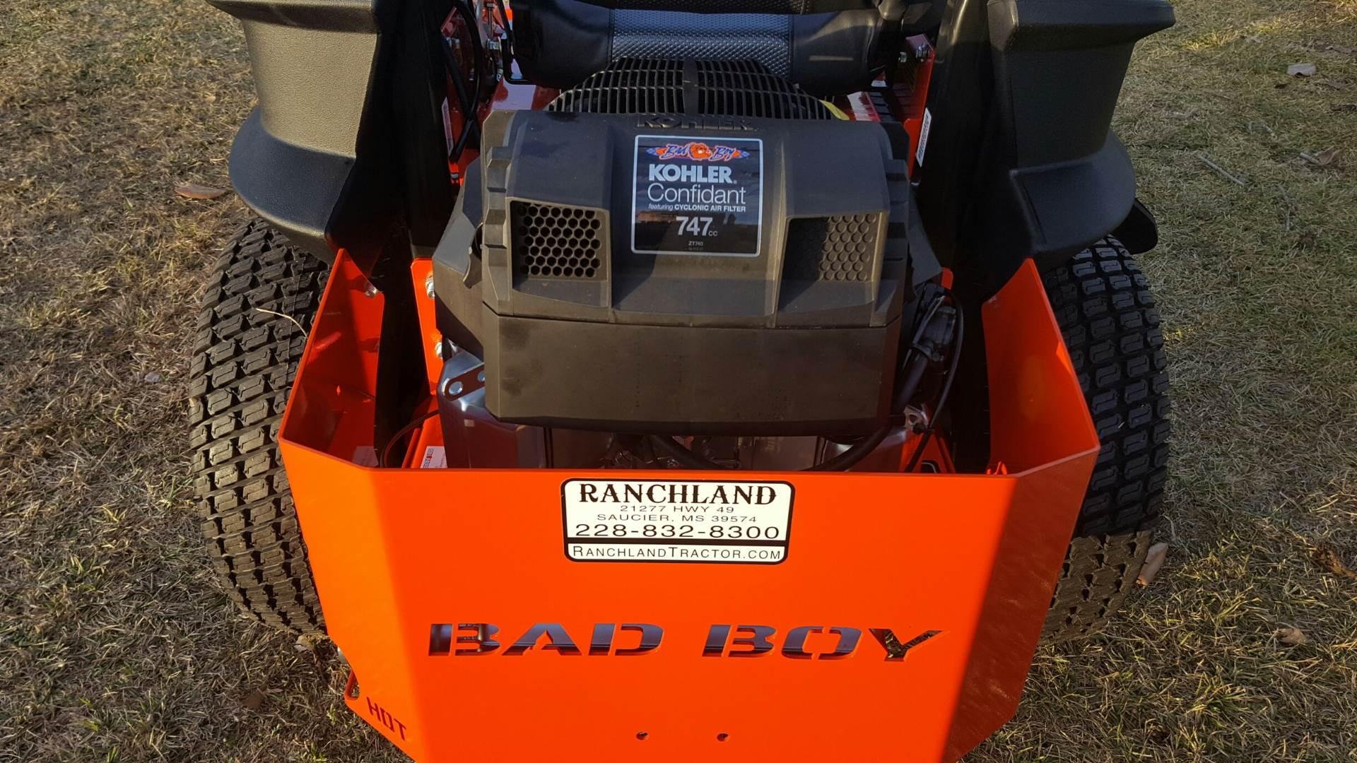 """2017 Bad Boy Mowers Maverick 48"""" with Kohler Engine in Saucier, Mississippi"""
