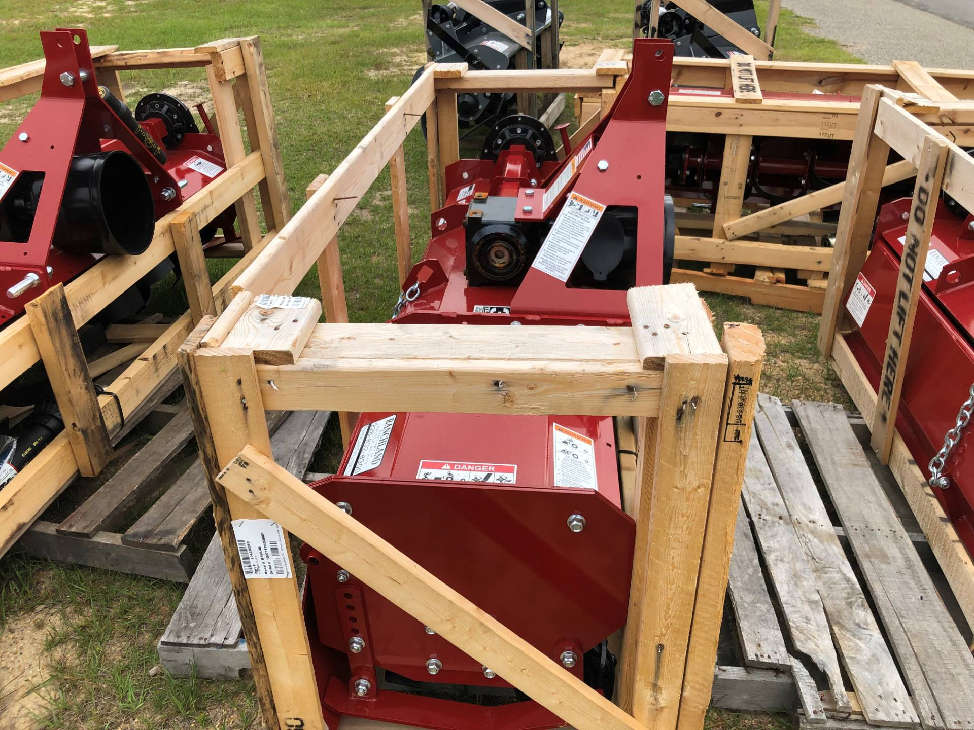 2019 Woods 5' Tiller in Saucier, Mississippi - Photo 4