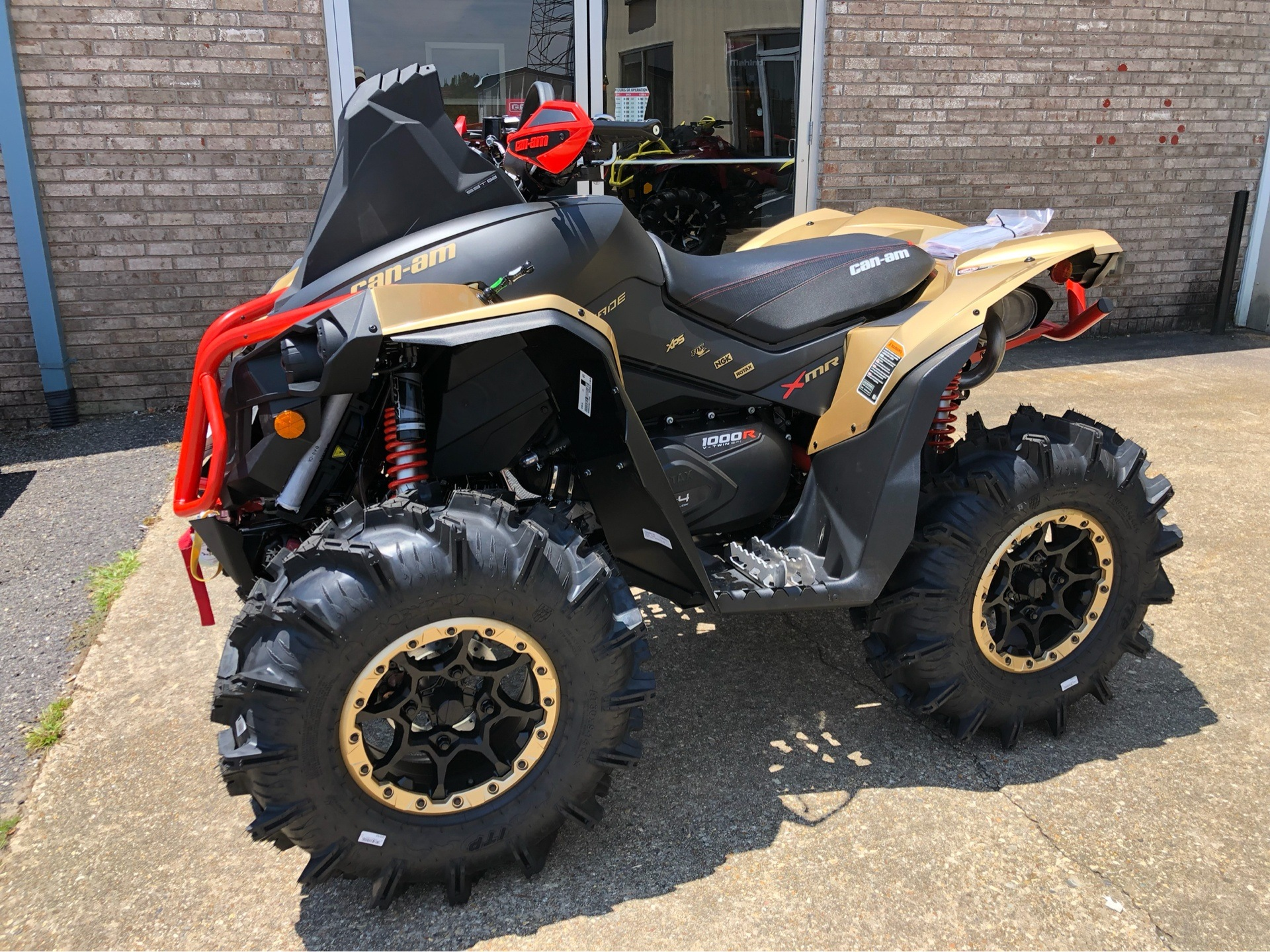 2019 Can-Am Renegade X MR 1000R in Saucier, Mississippi - Photo 1