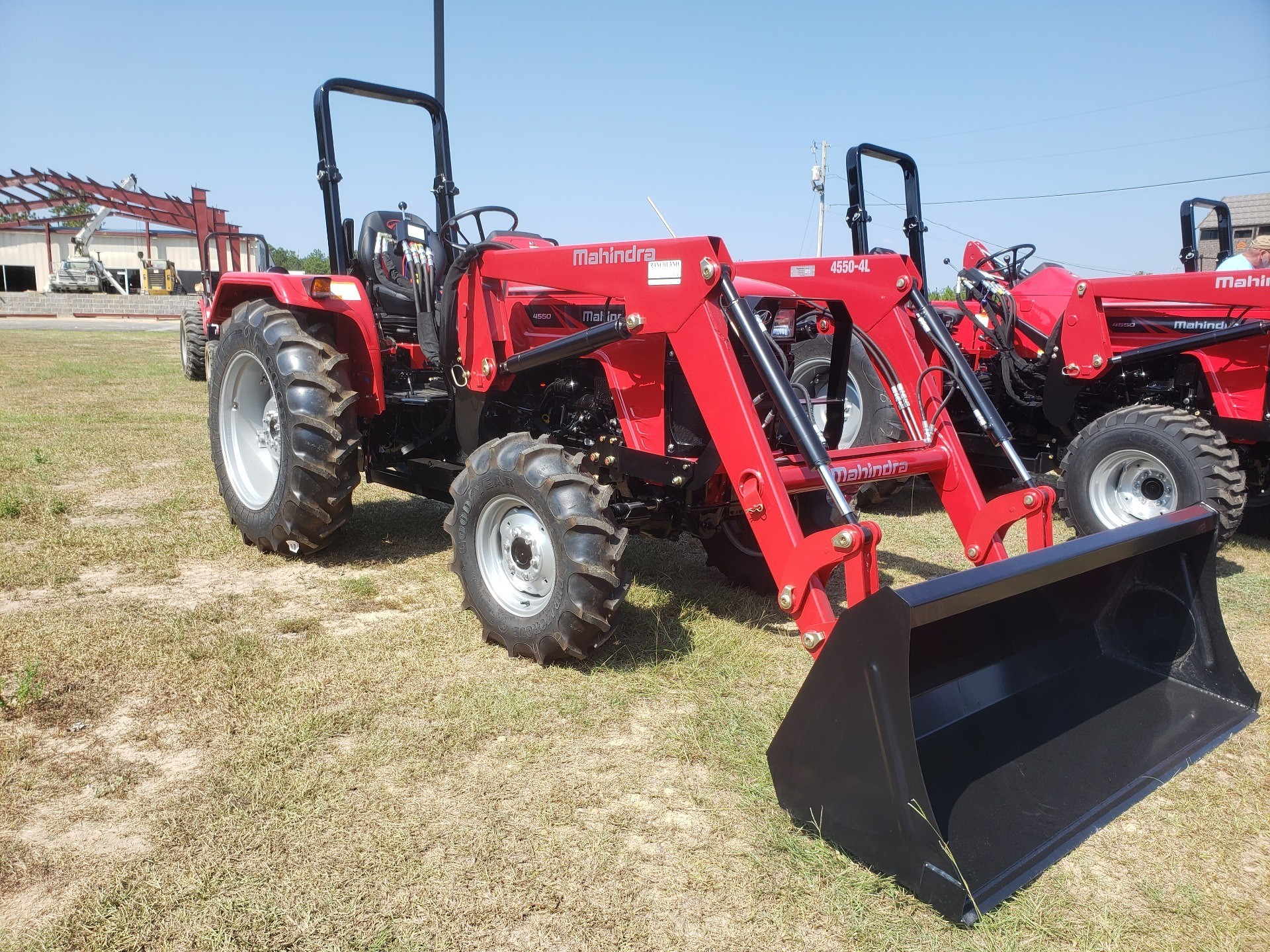 2019 Mahindra 4550 4WD in Saucier, Mississippi - Photo 1