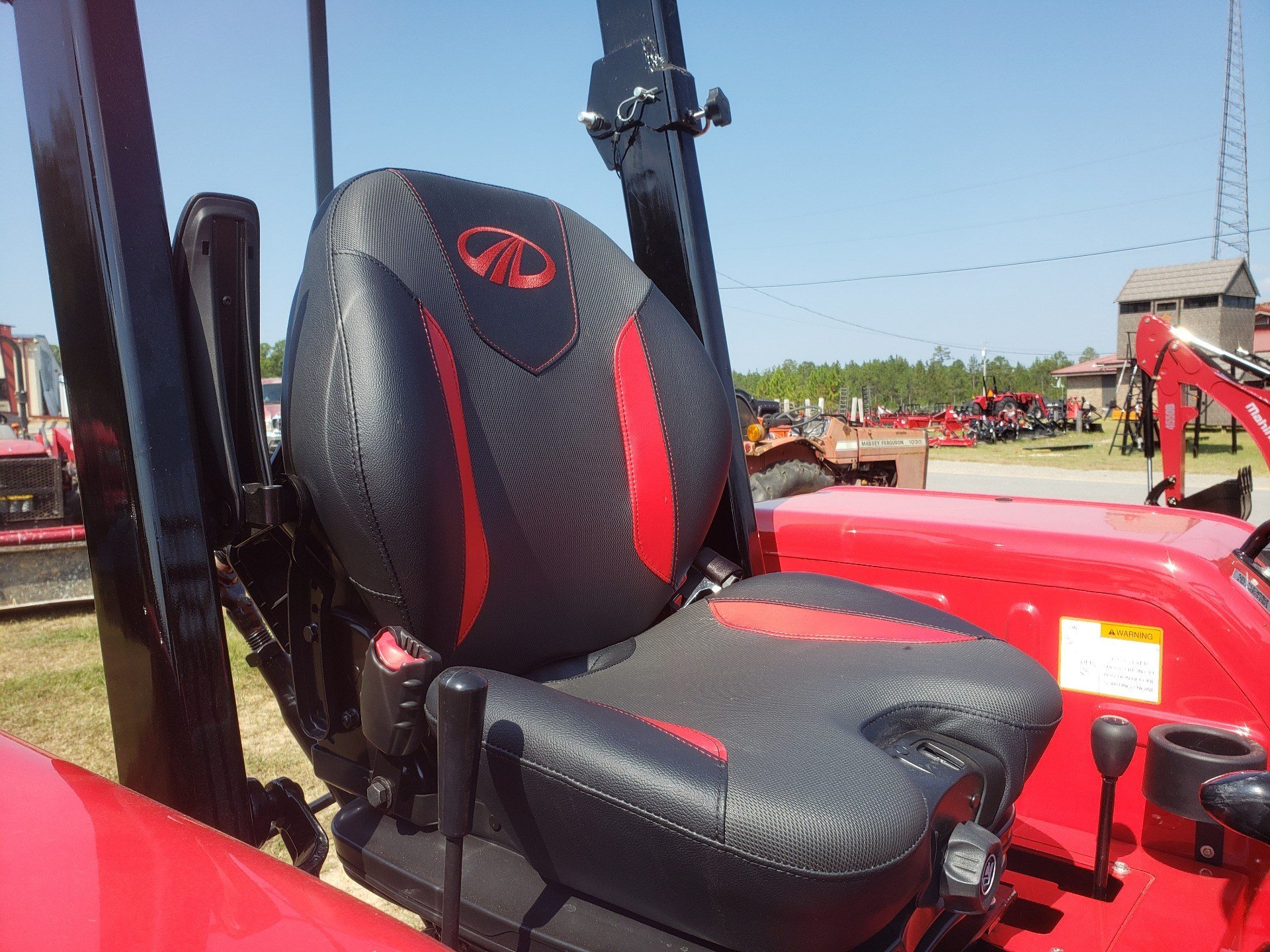 2019 Mahindra 4550 4WD in Saucier, Mississippi - Photo 10