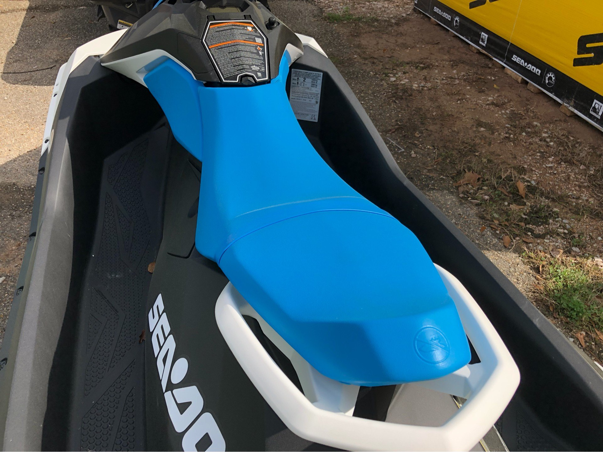 2019 Sea-Doo Spark 2up 900 ACE in Saucier, Mississippi