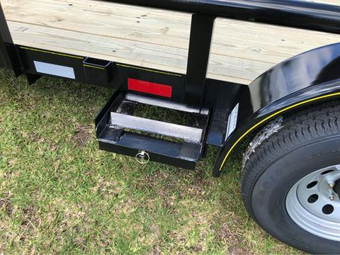 2019 Ranchland Trailers 7x20 Big Pipe, 10K, SIR, Brakes in Saucier, Mississippi - Photo 6