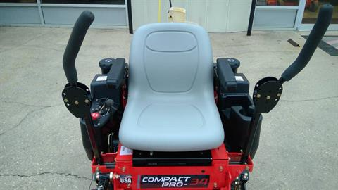 2017 Gravely USA Compact Pro 34 with Kawasaki FX481 in Saucier, Mississippi