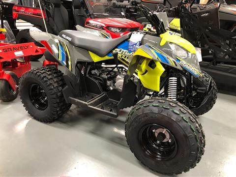 2020 Polaris Outlaw 110 in Saucier, Mississippi - Photo 1