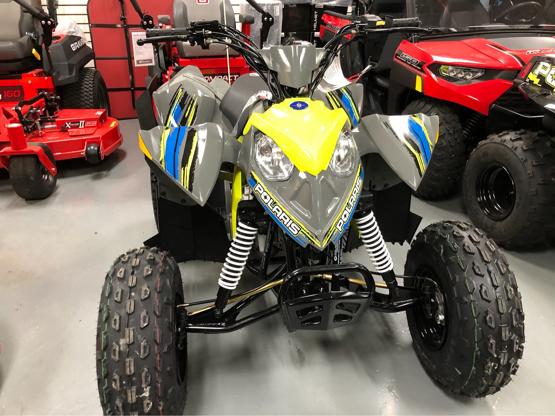2020 Polaris Outlaw 110 in Saucier, Mississippi - Photo 2