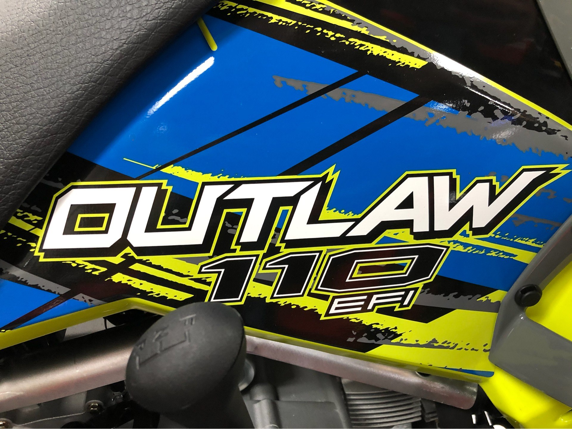 2020 Polaris Outlaw 110 in Saucier, Mississippi - Photo 9