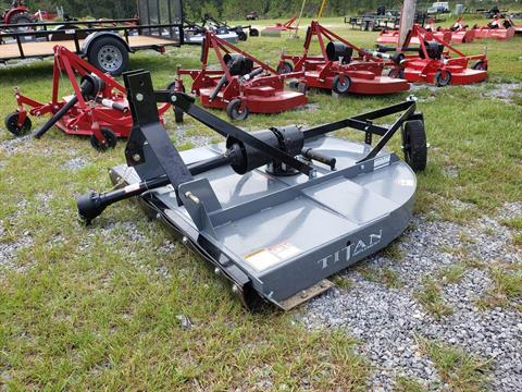 2021 Titan Implement 5' HD Cutter, Round Back in Saucier, Mississippi - Photo 2