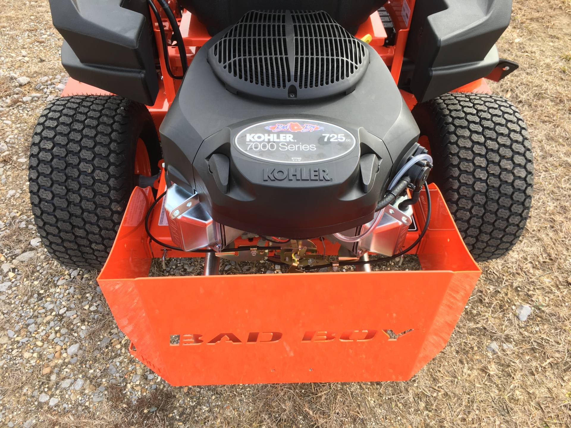"2018 Bad Boy Mowers MZ Magnum 54"" Kohler - BMZ54KT740 in Saucier, Mississippi"