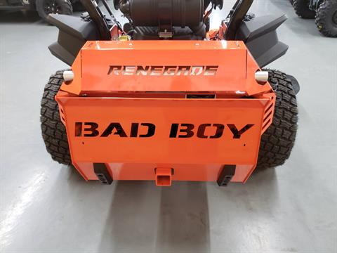 "2019 Bad Boy Mowers Renegade 61"" with 37hp Vanguard EFI in Saucier, Mississippi - Photo 8"