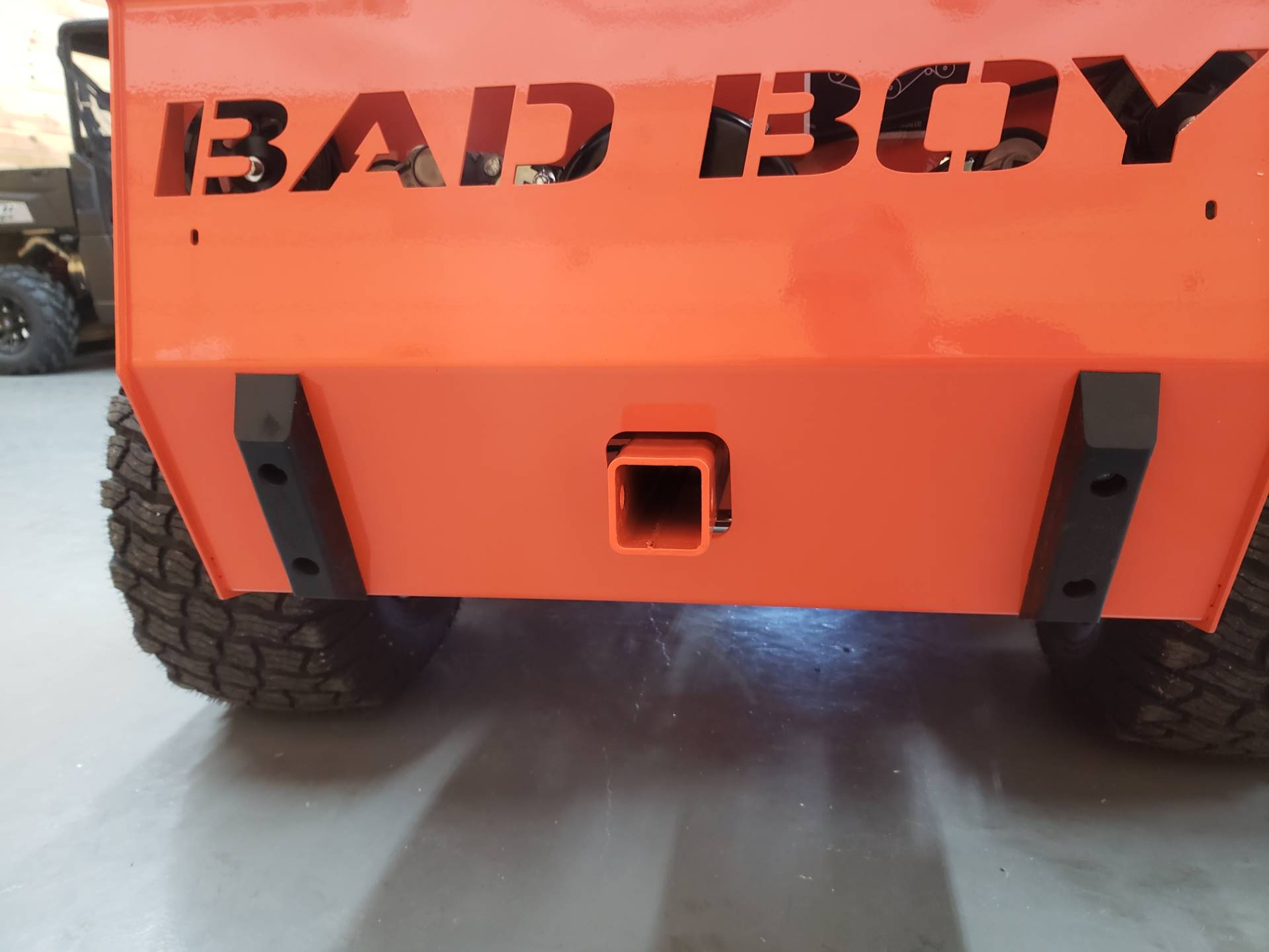 "2019 Bad Boy Mowers Renegade 61"" with 37hp Vanguard EFI in Saucier, Mississippi - Photo 15"