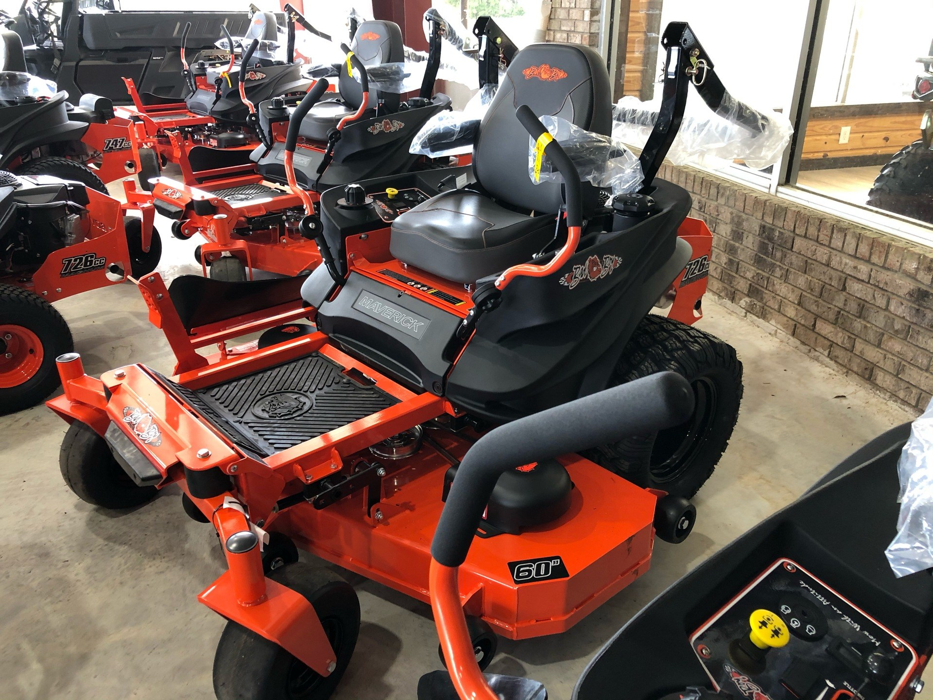 2020 Bad Boy Mowers Maverick 60 in. Kawasaki FS730 726 cc in Saucier, Mississippi - Photo 1