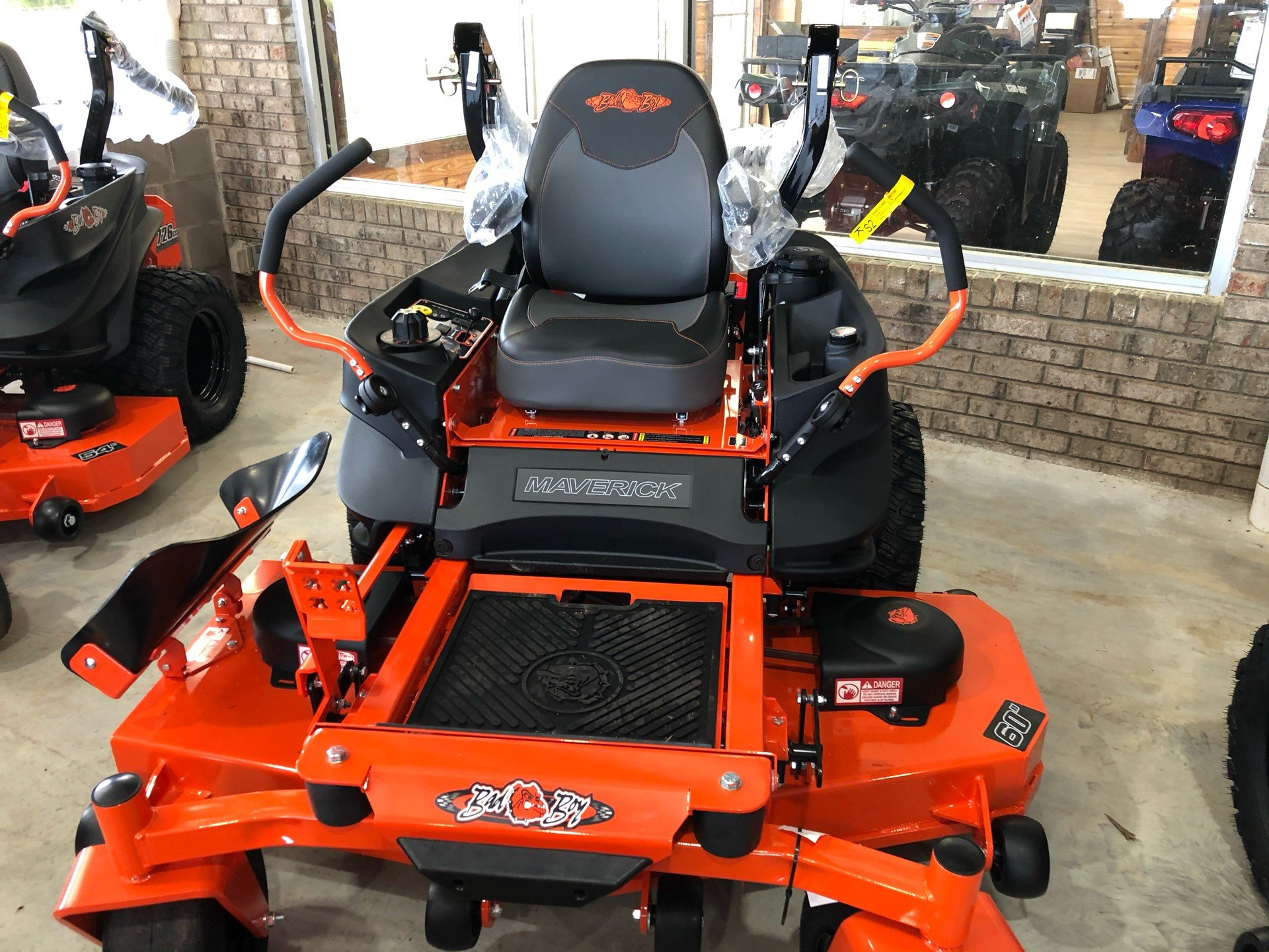 2020 Bad Boy Mowers Maverick 60 in. Kawasaki FS730 726 cc in Saucier, Mississippi - Photo 2
