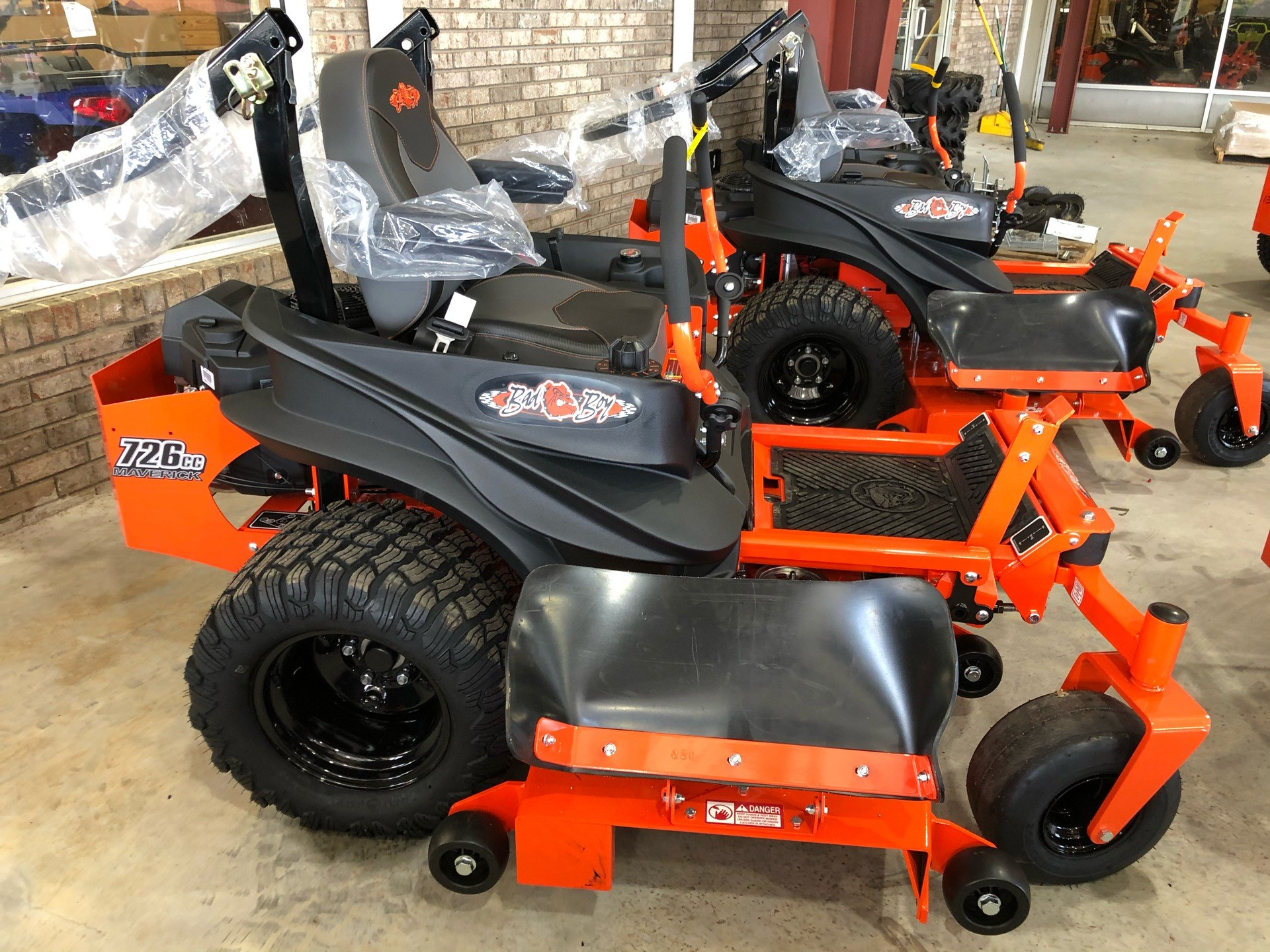2020 Bad Boy Mowers Maverick 60 in. Kawasaki FS730 726 cc in Saucier, Mississippi - Photo 9