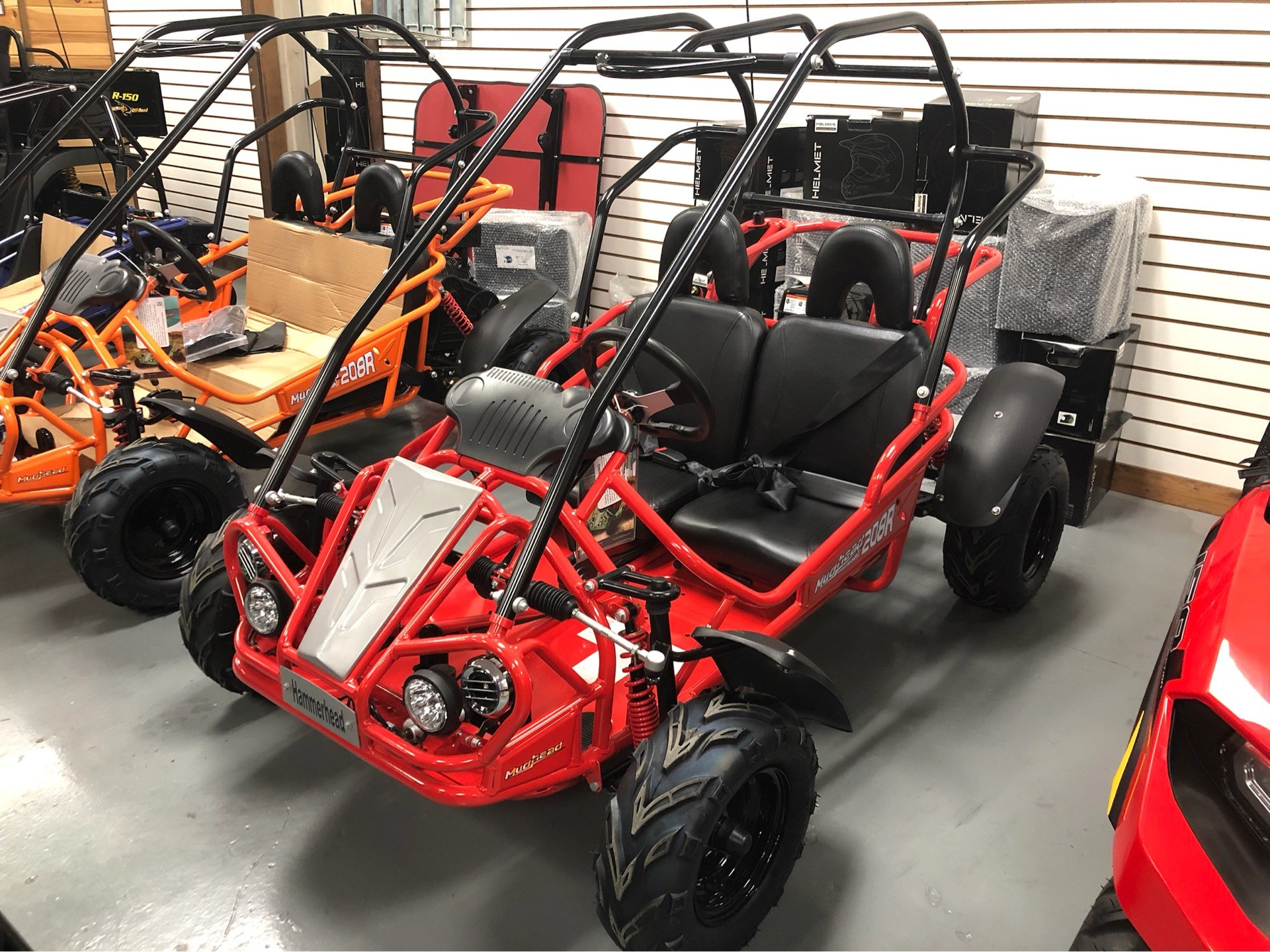 2019 Hammerhead Off-Road MudHead 208R in Saucier, Mississippi - Photo 1