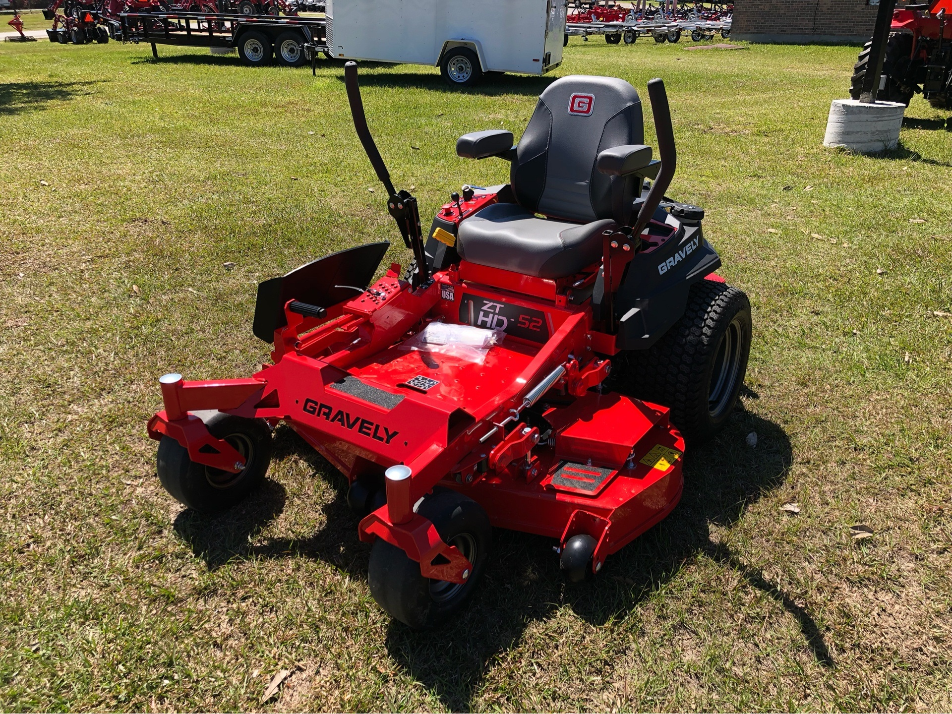 2019 Gravely USA ZT HD 52 (Kohler) in Saucier, Mississippi - Photo 1