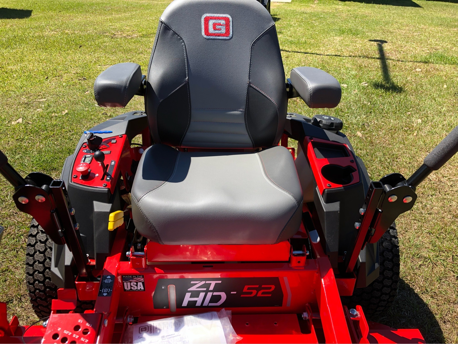 2019 Gravely USA ZT HD 52 (Kohler) in Saucier, Mississippi - Photo 3