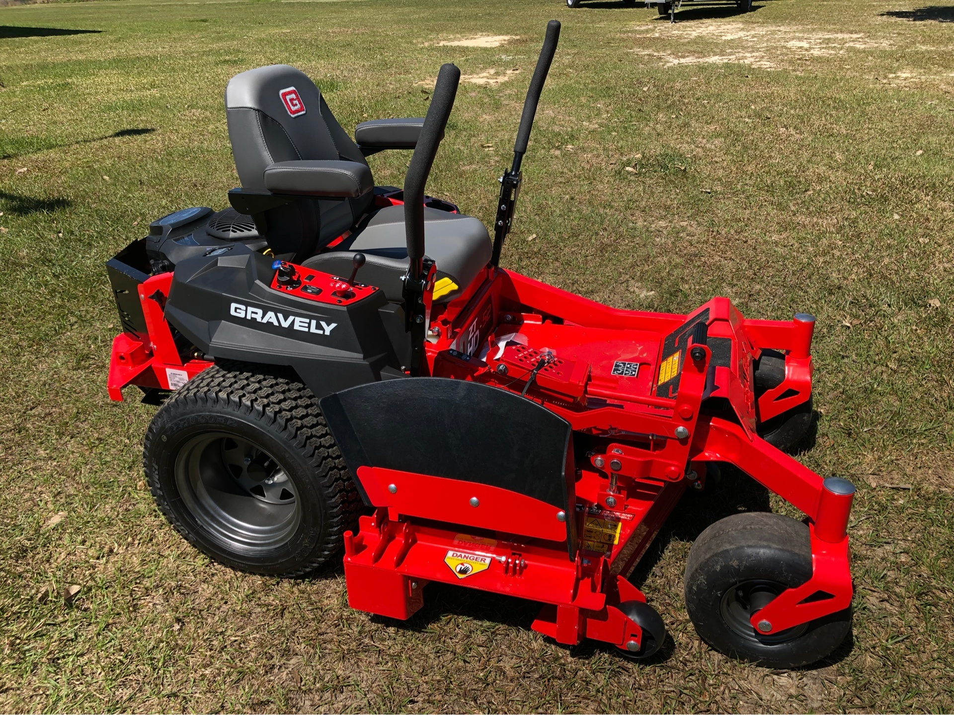 2019 Gravely USA ZT HD 52 (Kohler) in Saucier, Mississippi - Photo 4