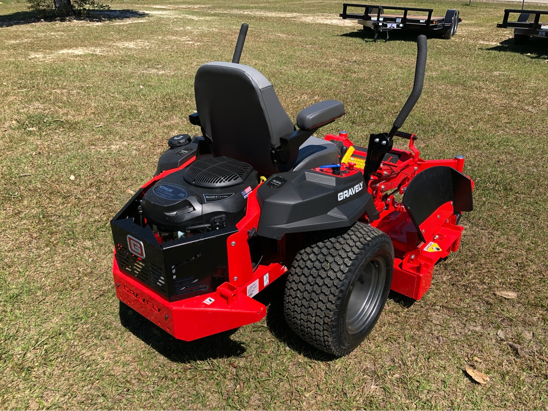2019 Gravely USA ZT HD 52 (Kohler) in Saucier, Mississippi - Photo 5