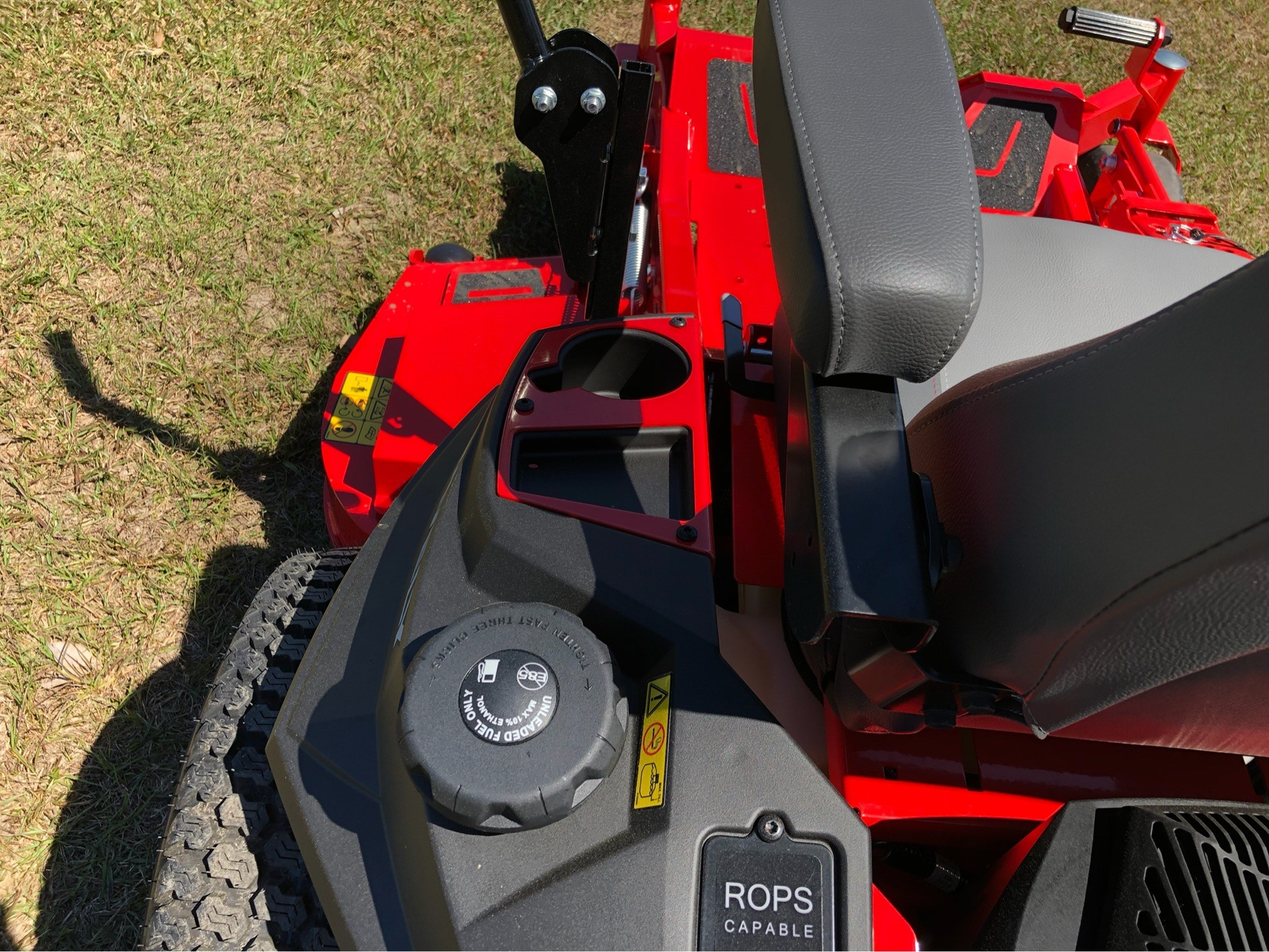 2019 Gravely USA ZT HD 52 (Kohler) in Saucier, Mississippi - Photo 9