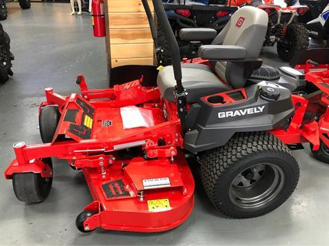 2019 Gravely USA ZT HD 52 (Kohler) in Saucier, Mississippi