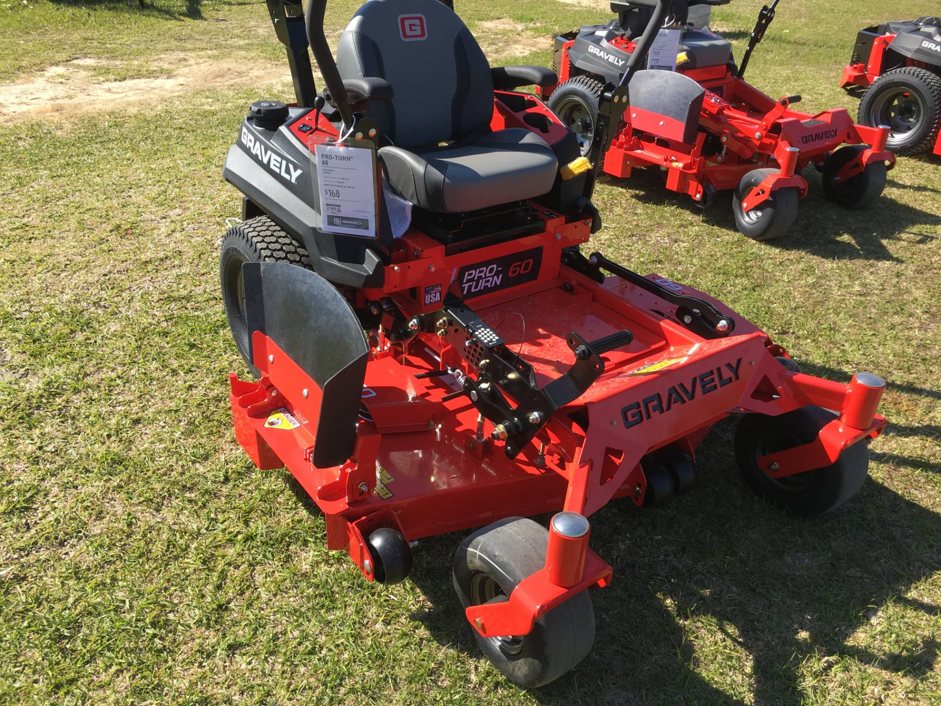 New 2018 Gravely USA Pro-Turn 60 (Kohler) Lawn Mowers in Saucier, MS ...