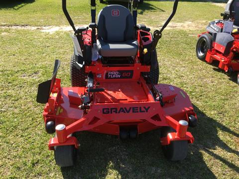 2018 Gravely USA Pro-Turn 60 (Kohler) in Saucier, Mississippi - Photo 2