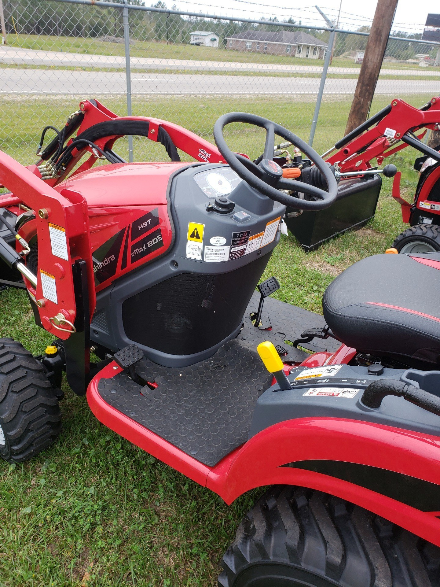 2018 Mahindra EX20S4FHIL - eMax 20 HST with Loader   in Saucier, Mississippi