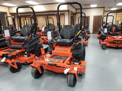 "2021 Bad Boy Mowers 48"" Compact Outlaw w/ FX691 Kawi in Saucier, Mississippi - Photo 1"