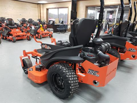 "2021 Bad Boy Mowers 48"" Compact Outlaw w/ FX691 Kawi in Saucier, Mississippi - Photo 7"