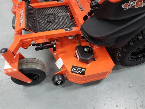 "2021 Bad Boy Mowers 48"" Compact Outlaw w/ FX691 Kawi in Saucier, Mississippi - Photo 9"