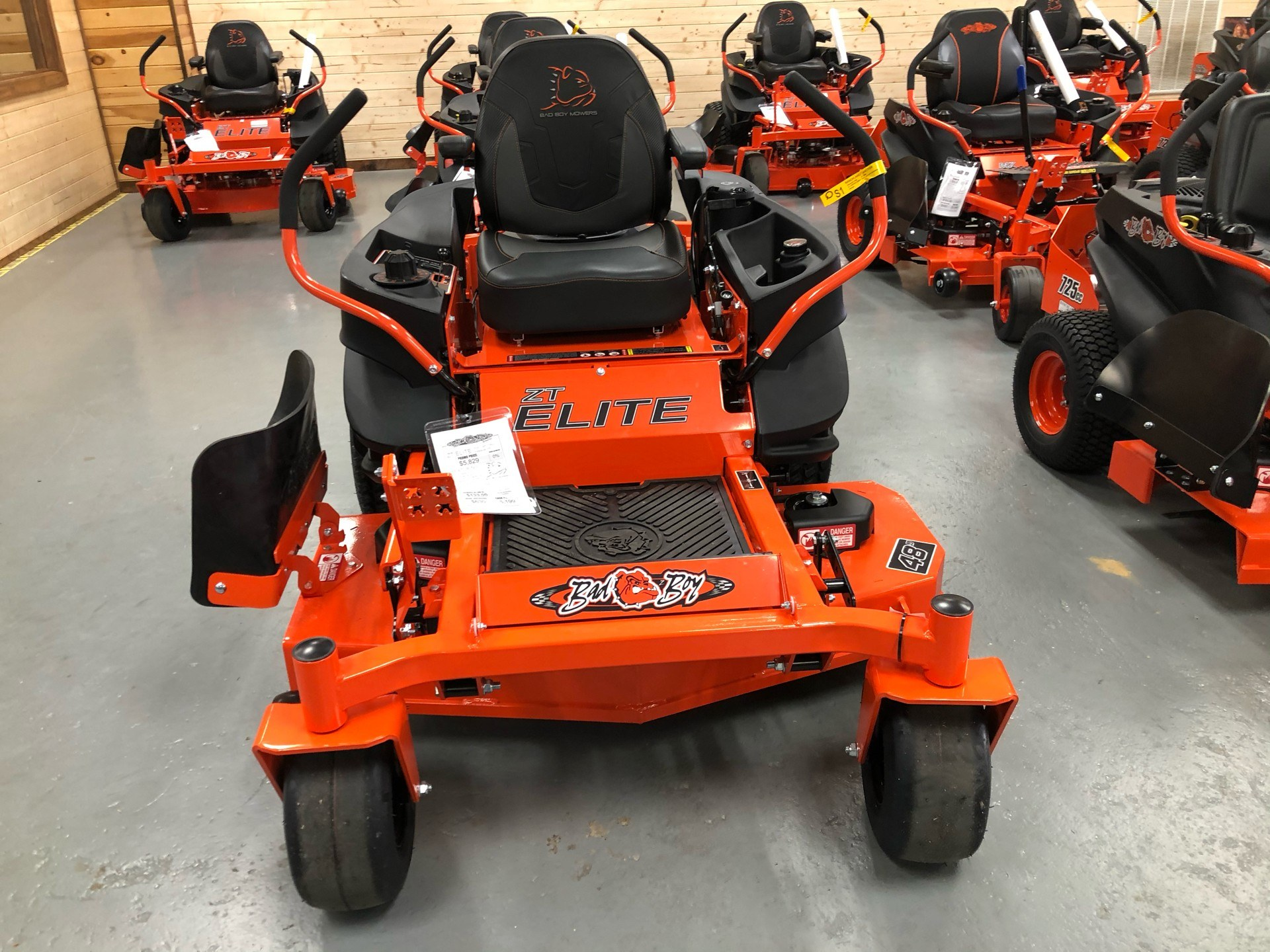 2020 Bad Boy Mowers ZT Elite 48 in. Kawasaki FR730V 726 cc in Saucier, Mississippi - Photo 2