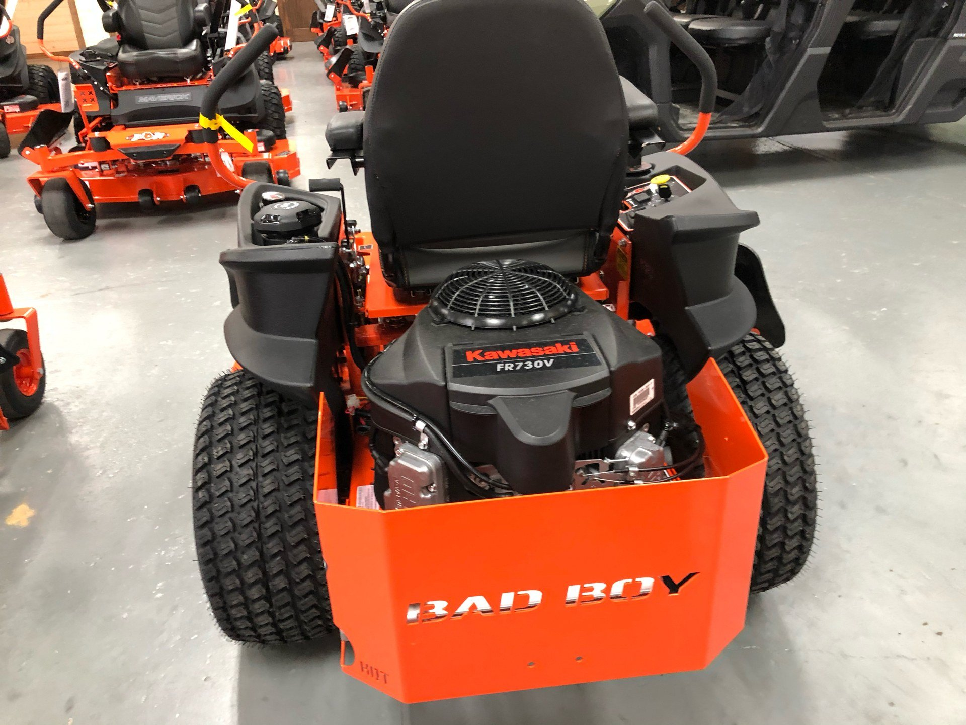 2020 Bad Boy Mowers ZT Elite 48 in. Kawasaki FR730V 726 cc in Saucier, Mississippi - Photo 8
