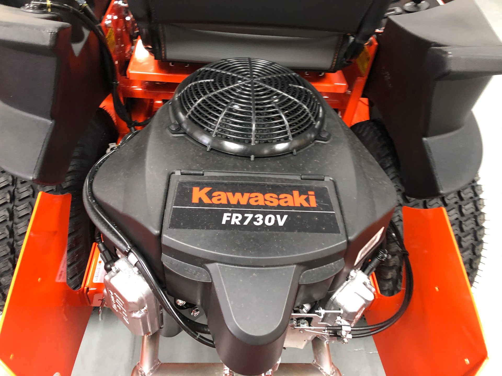 2020 Bad Boy Mowers ZT Elite 48 in. Kawasaki FR730V 726 cc in Saucier, Mississippi - Photo 9