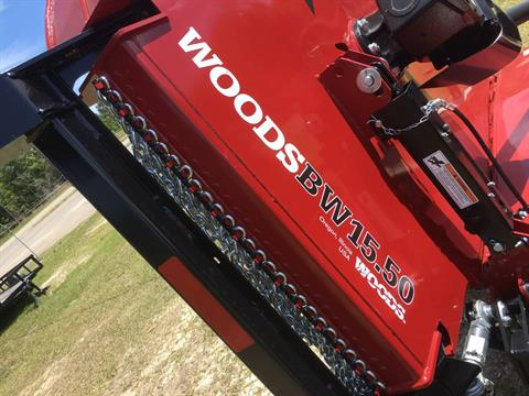 2018 Woods 1045750CP  15' Batwing Cutter in Saucier, Mississippi