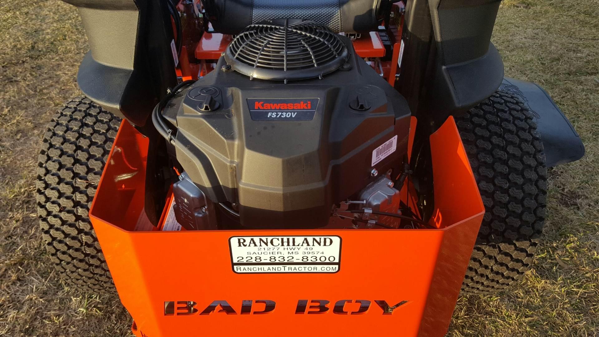 "2017 Bad Boy Mowers Maverick 54"" with Kawasaki Engine in Saucier, Mississippi"
