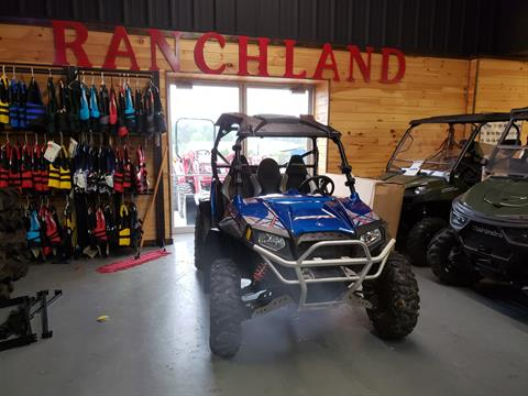 2013 Polaris RZR® S 800 LE in Saucier, Mississippi