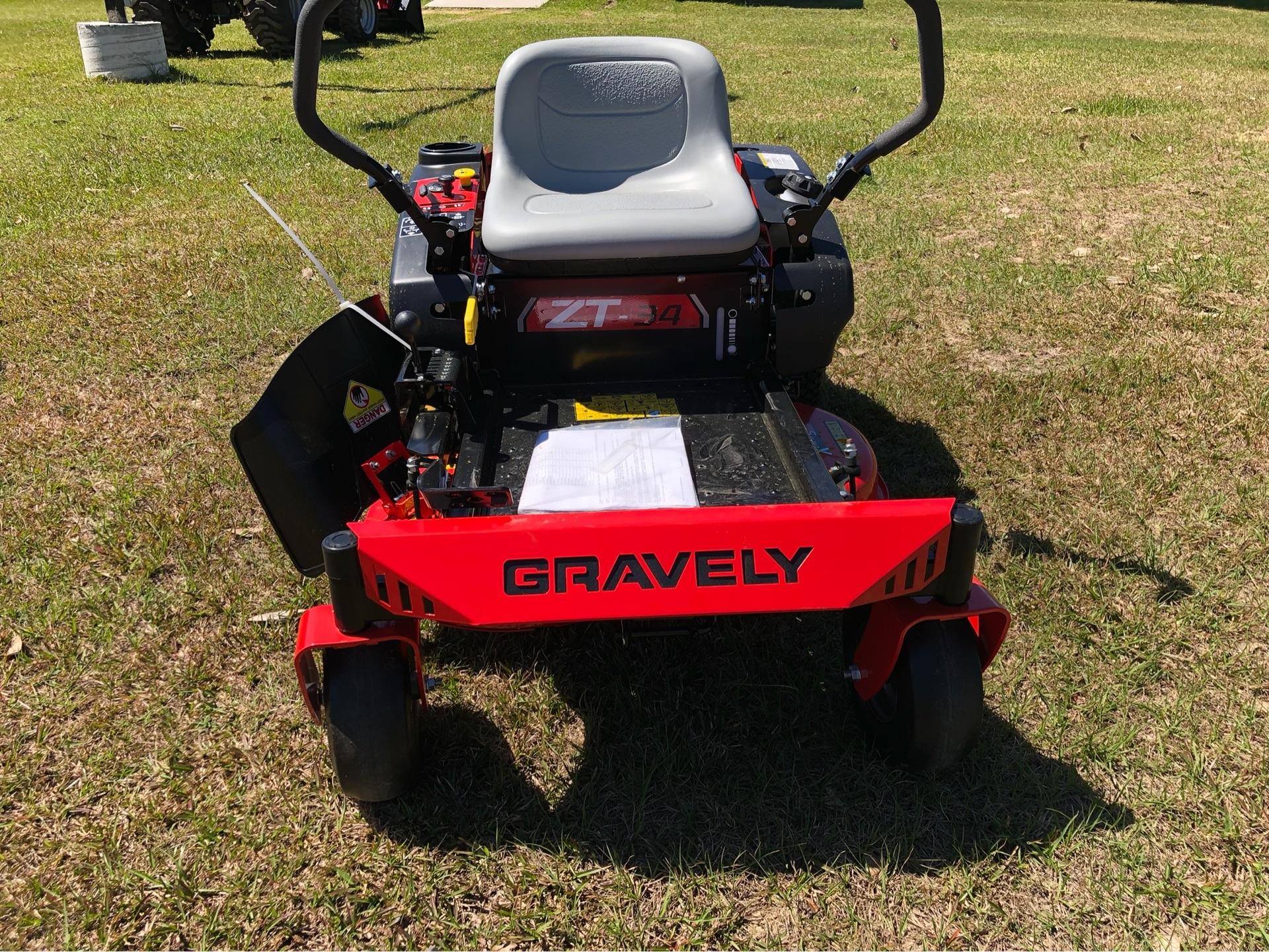 2019 Gravely USA ZT 34 in Saucier, Mississippi - Photo 1