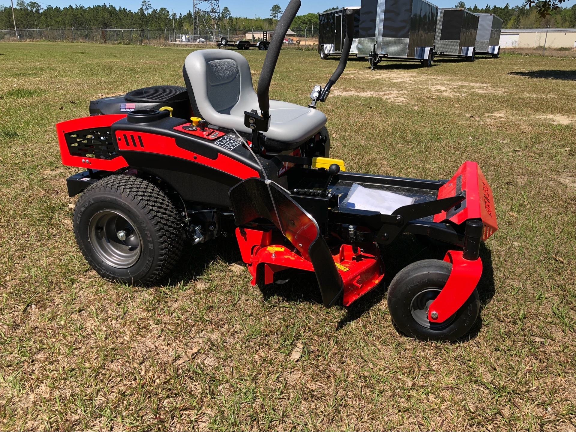 2019 Gravely USA ZT 34 Kohler Zero Turn Mower in Saucier, Mississippi - Photo 1