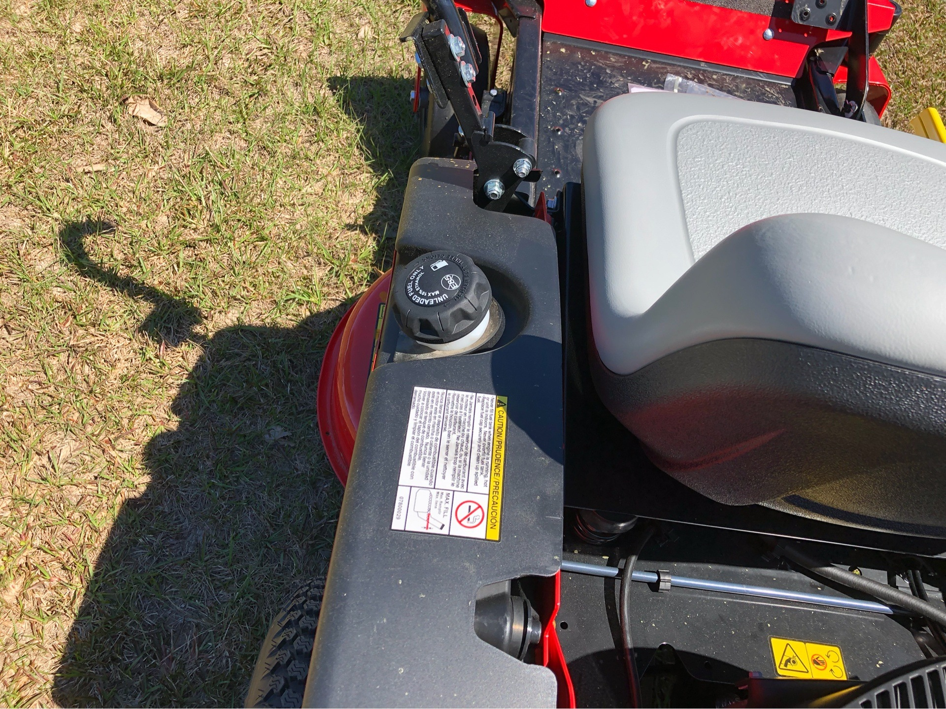 2019 Gravely USA ZT 34 Kohler Zero Turn Mower in Saucier, Mississippi - Photo 8