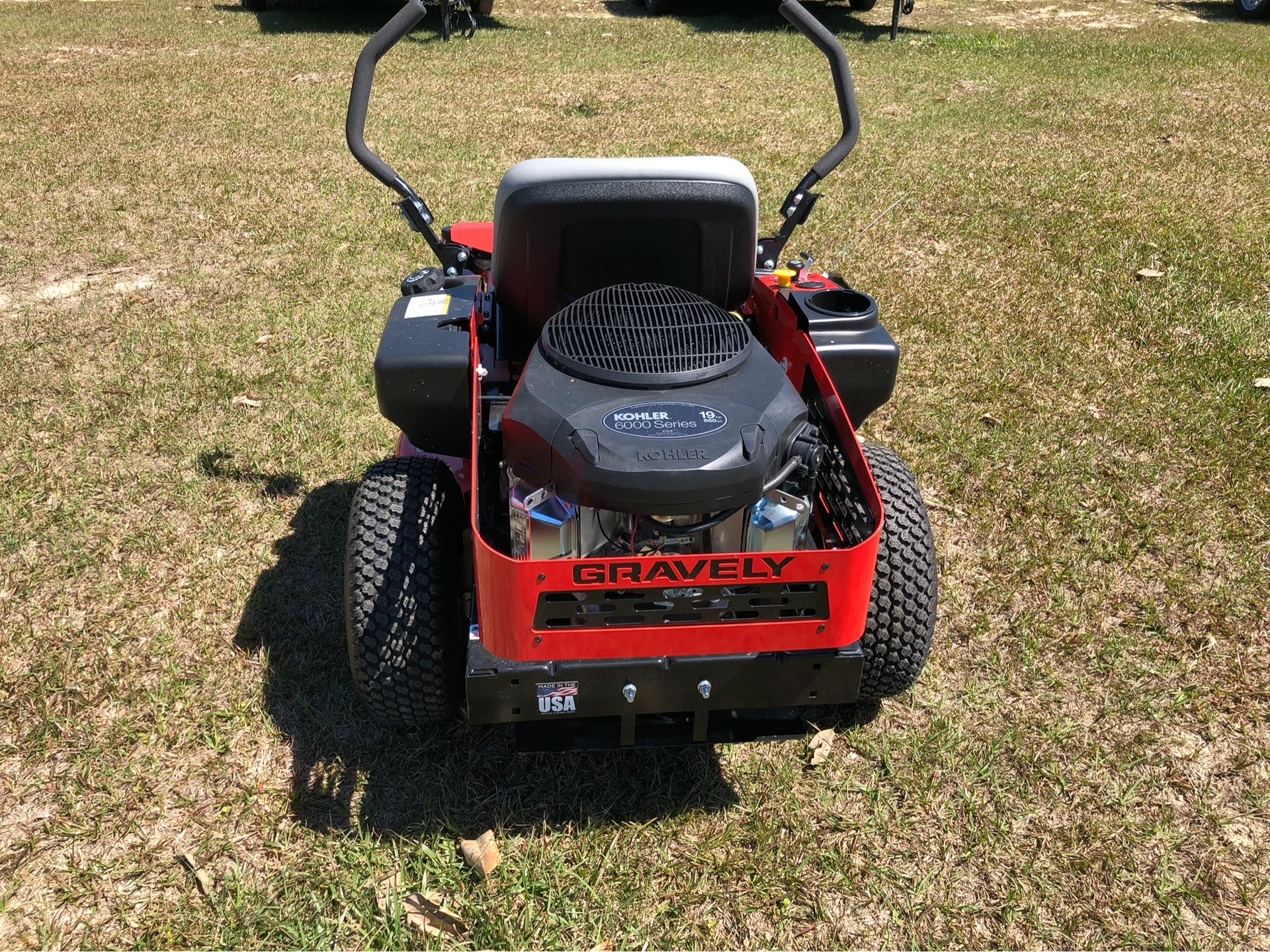 2019 Gravely USA ZT 34 in Saucier, Mississippi - Photo 5