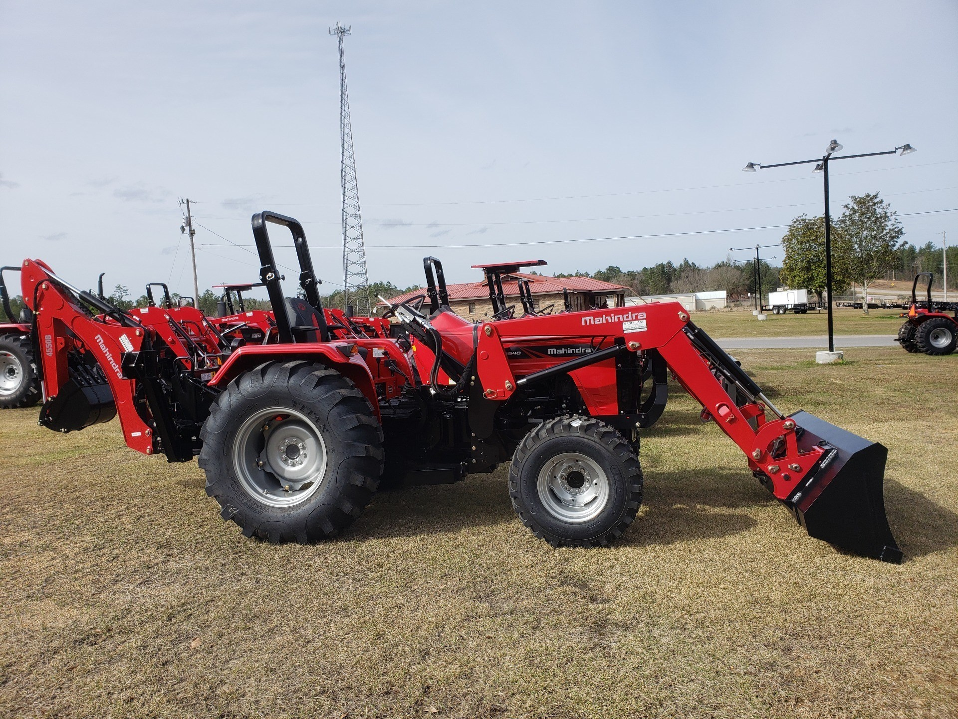 2019 Mahindra 4540 4WD in Saucier, Mississippi - Photo 1