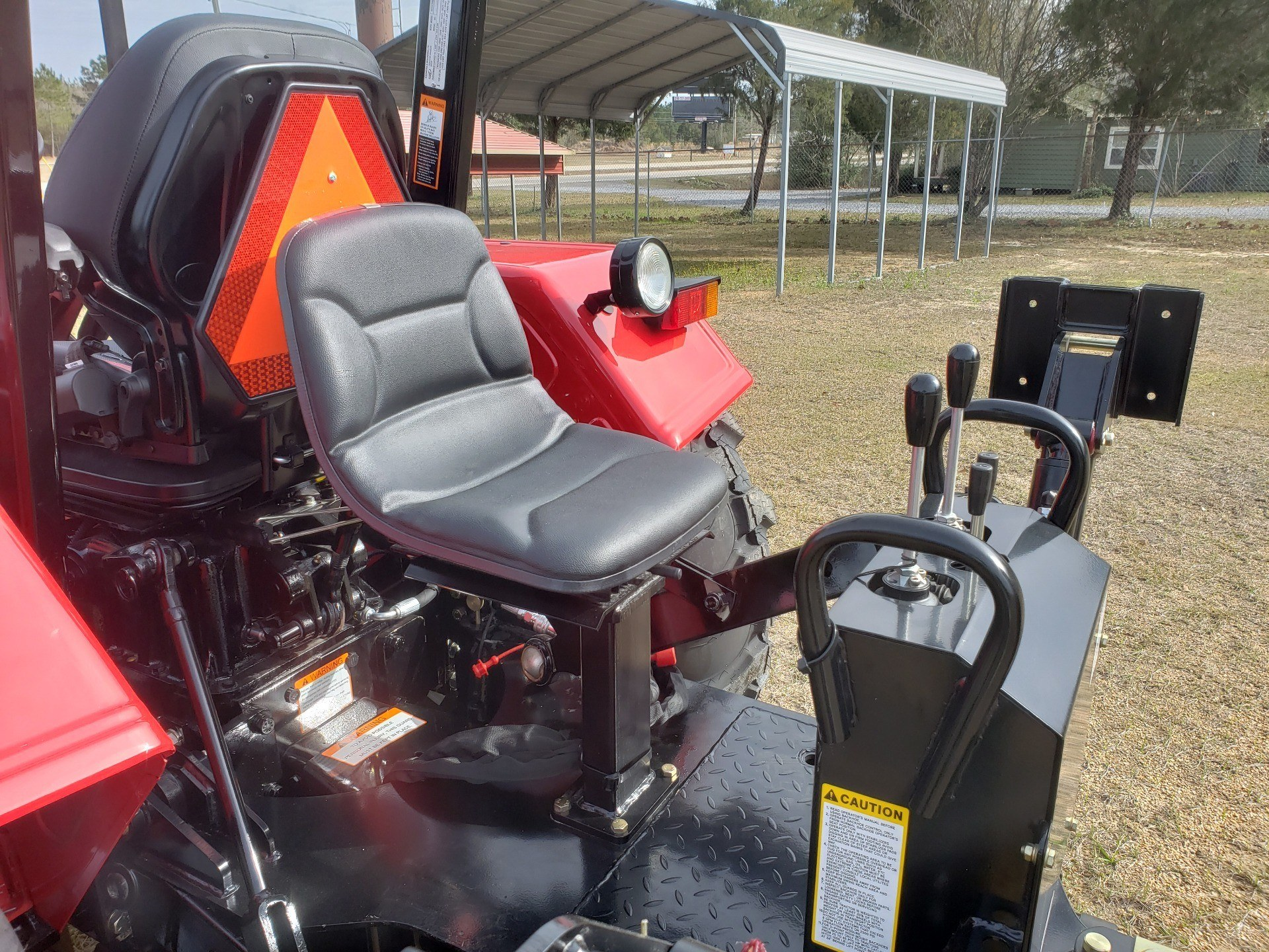 2019 Mahindra 4540 4WD in Saucier, Mississippi - Photo 6
