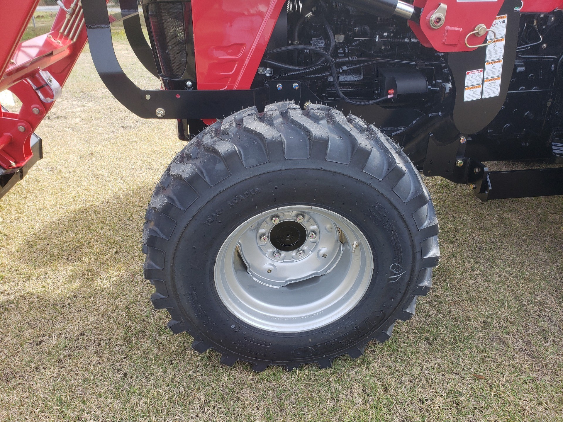 2019 Mahindra 4540 4WD in Saucier, Mississippi - Photo 12