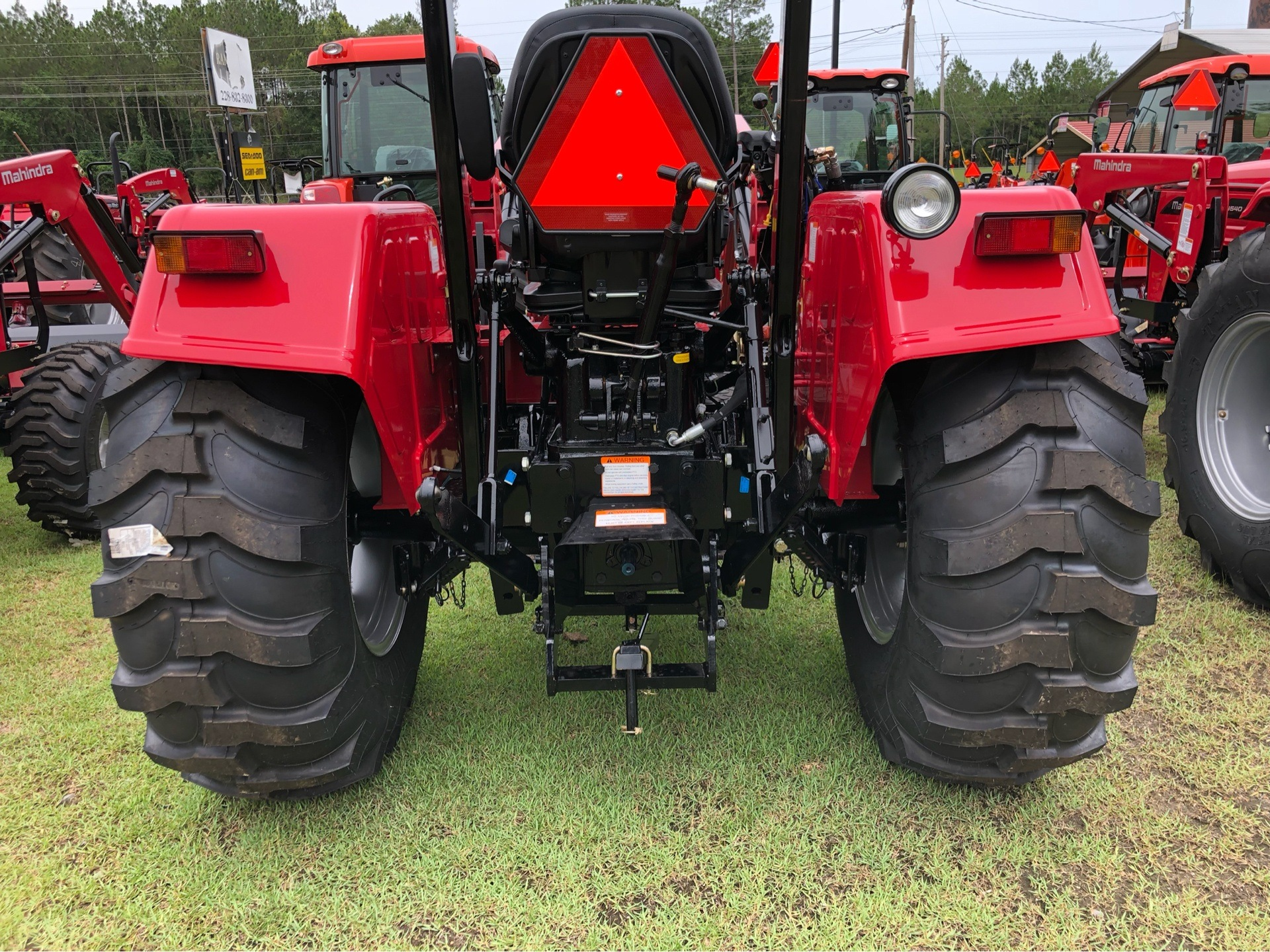 2019 Mahindra 4540 4WD in Saucier, Mississippi - Photo 8