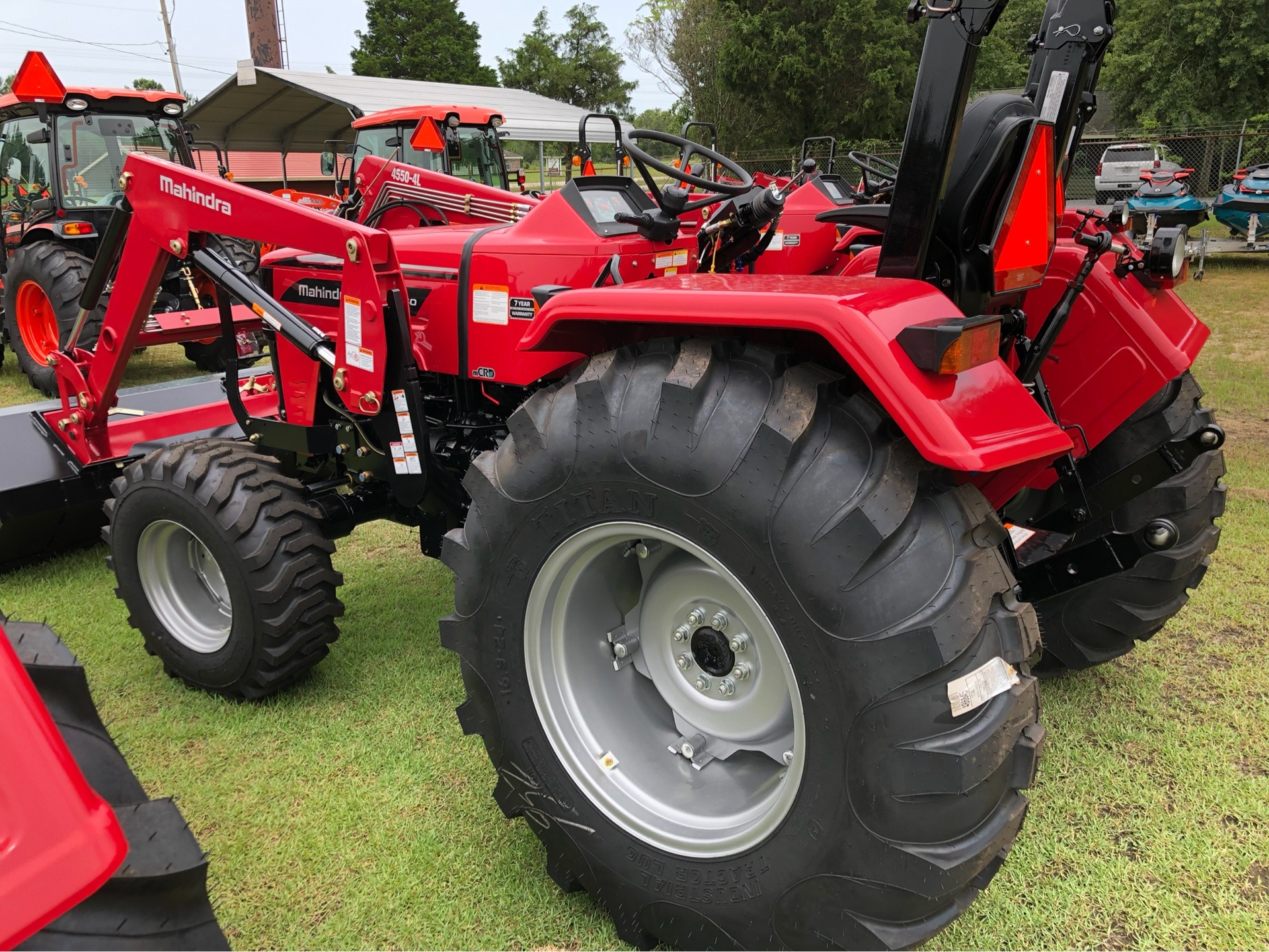 2019 Mahindra 4540 4WD in Saucier, Mississippi - Photo 10