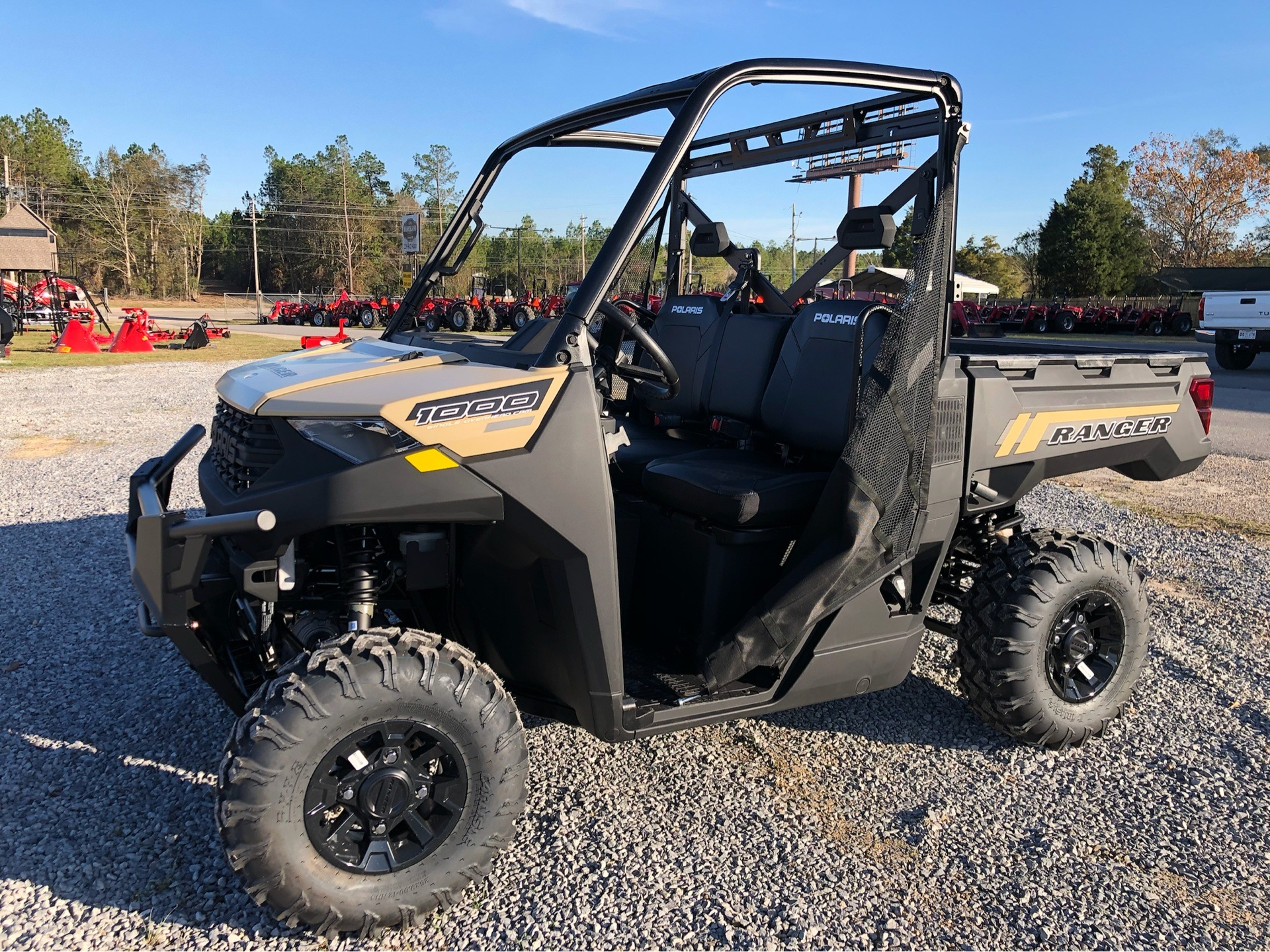 2020 Polaris Ranger 1000 Premium in Saucier, Mississippi - Photo 1