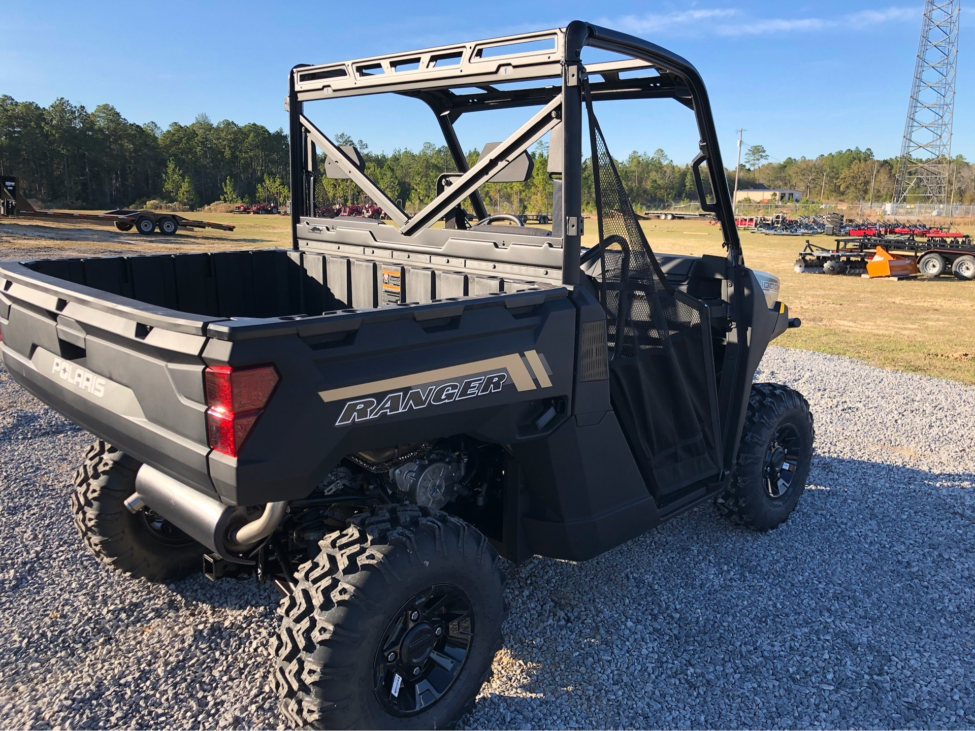 2020 Polaris Ranger 1000 Premium in Saucier, Mississippi - Photo 4